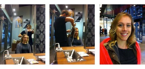 Hershesons blow dry bar One New Change London (1)- Charonbelli's blog mode