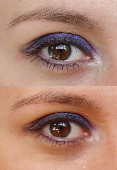 La palette Violet Smoky de Sephora - Charonbelli's blog beauté