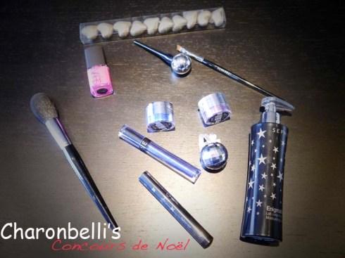 Concours de Noël en partenariat avec Sephora (1) - Charonbelli's blog beauté