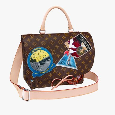 camera-messenger-cindy-sherman-icones-et-iconaclastes-celebrating-monogram-louis-vuitton-charonbellis-blog-mode
