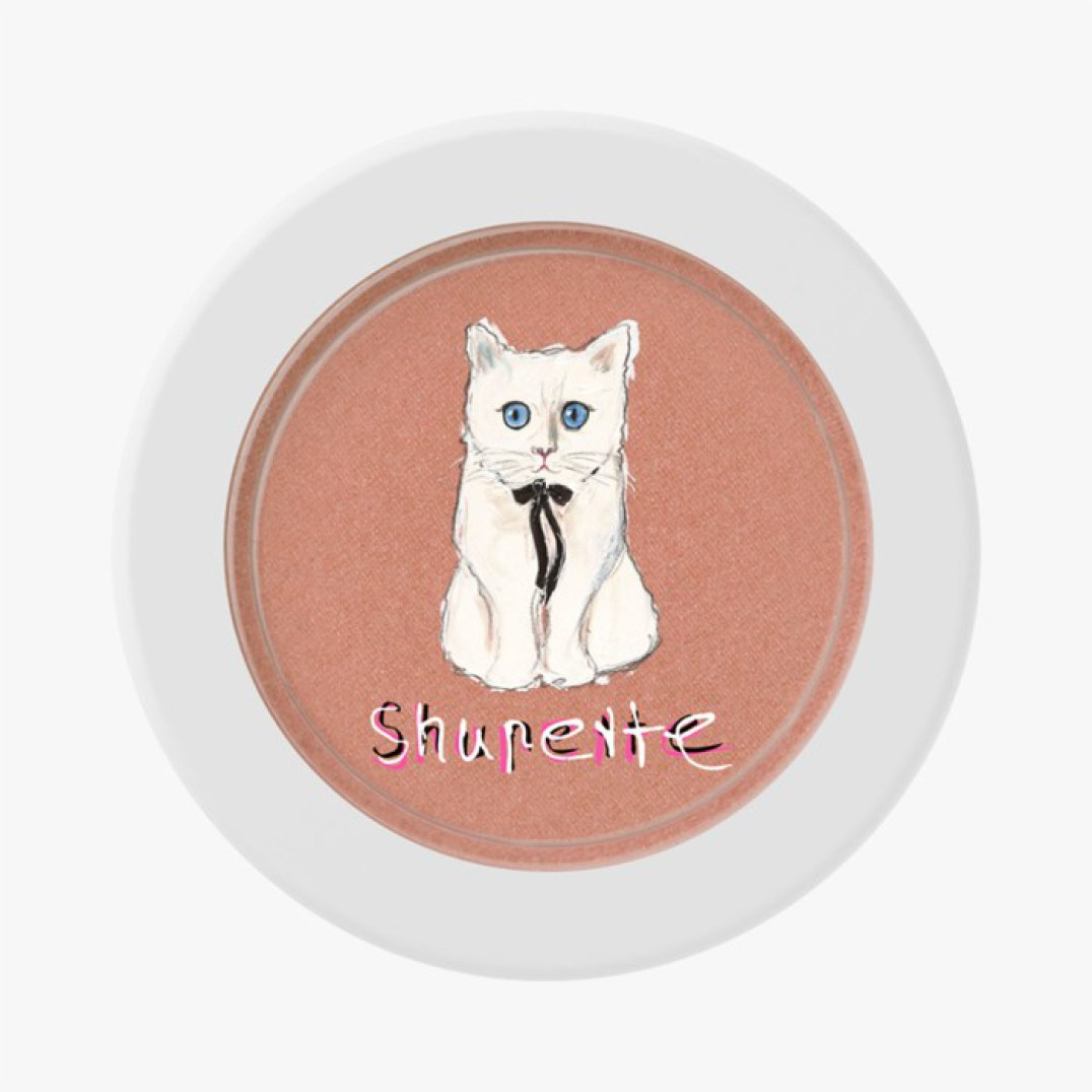 blush-orange-silk-cushion-karl-lagerfeld-x-shu-uemura-shupette-charonbellis-blog-beaute