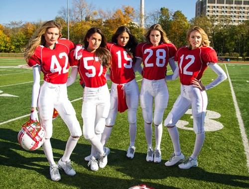 SuperBowl 2015 - Victoria's Secret - Charonbelli's blog blog mode et beauté