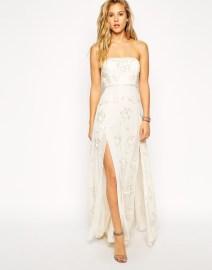 willow-maxi-robe-bandeau-effet-brillant-needle-thread-asos-charonbellis-blog-mode