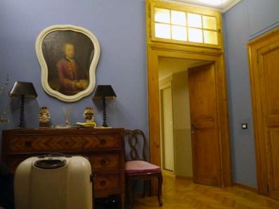 My Navona - B&B Roma - Entrée - Charonbelli's blog de voyages