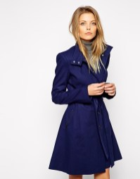 Trench col cheminée Asos - Charonbelli's blog mode