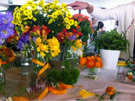L'après-midi Belle pour l'été avec les marques du groupe Pierre Fabre - Atelier DIY (1) - Charonbelli's blog beauté