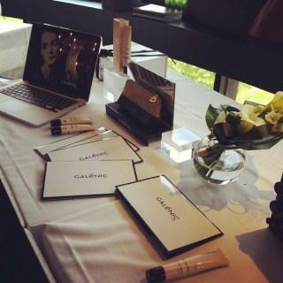 L'après-midi Belle pour l'été avec les marques du groupe Pierre Fabre - Gamme teint Galénic - Charonbelli's blog beauté