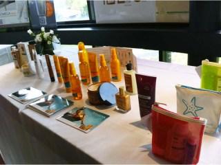 L'après-midi Belle pour l'été avec les marques du groupe Pierre Fabre - Klorane - Charonbelli's blog beauté