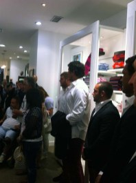 La soirée d'inauguration de la nouvelle boutique Eden Park Toulouse (4) - Charonbelli's blog lifestyle