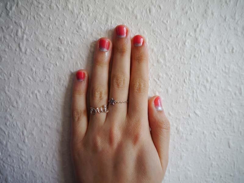Mon nail art nuancé avec les vernis FNUG (1) - Charonbelli's blog beauté