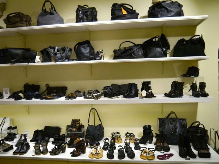 Nickel italian shoes and bags, LA boutique avec les plus beaux sacs de Rome (1) - Charonbelli's blog