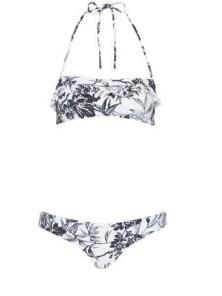 Bikini à fleurs avec volants TopShop - Je veux un nouveau maillot de bain ! - Charonbelli's blog mode