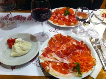 Cul de sac - Où manger à Rome ? Mes meilleures adresses - Charonbelli's blog voyages