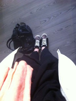 Le retour de mon trench Eden Park ! (1) - Charonbelli's blog mode