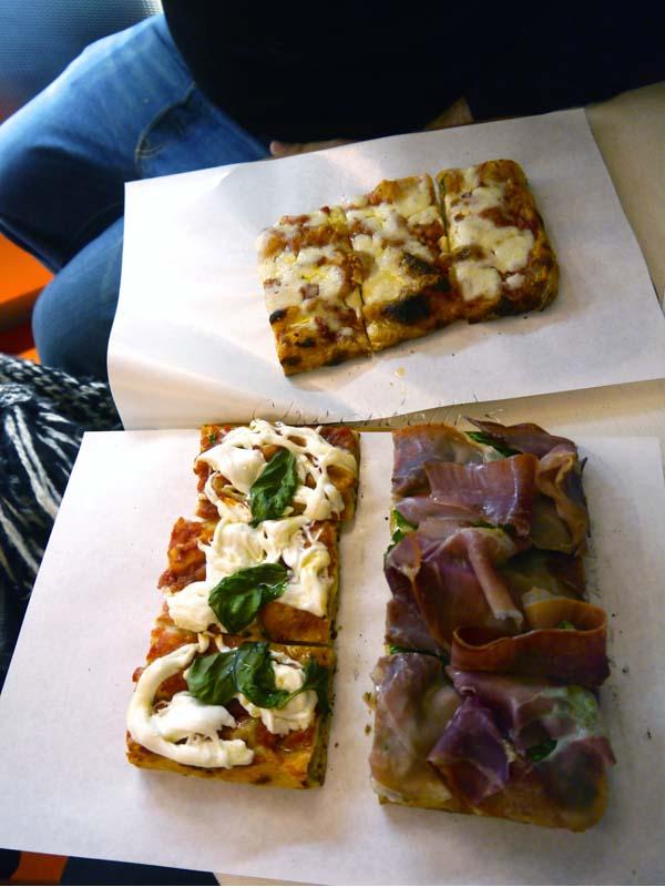 Pizzeria del teatro - Où manger à Rome ? Mes meilleures adresses - Charonbelli's blog voyages