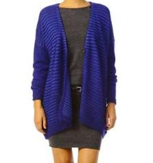 Cardigan texturé Ekyog - Mes envies shopping pour les soldes sur MonShowRoom - Charonbelli's blog mode