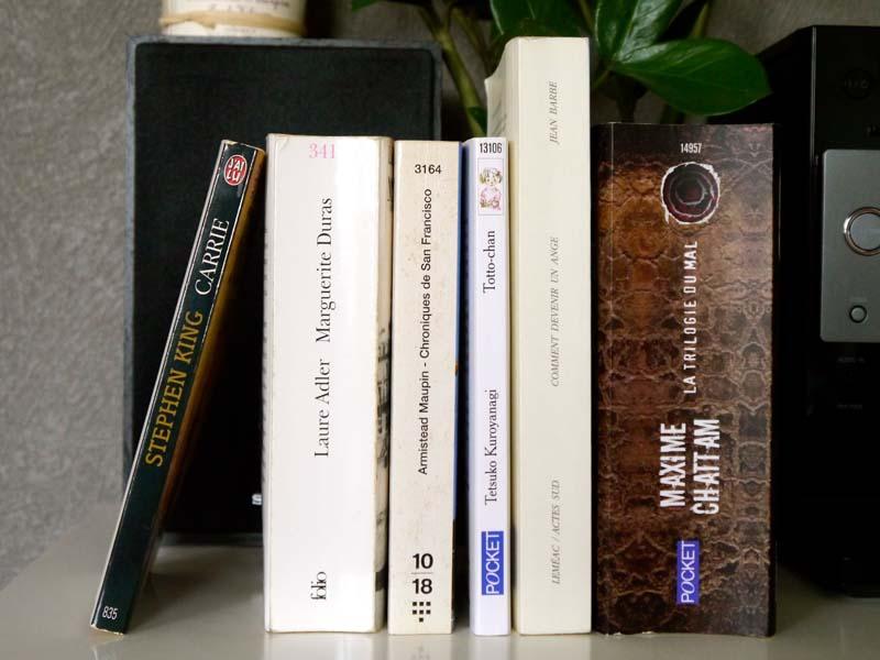 Ces livres que je relirais bien cet été ... (1) - Charonbelli's blog lifestyle
