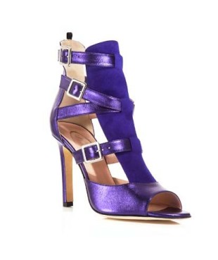Gina buckle strap sandals SJP by Sarah Jessica Parker - SJP by Sarah Jessica Parker - quand les escarpins de Carrie Bradshaw arrivent chez Bloomingdale's - Charonbelli's blog mode