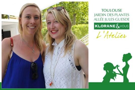 L'ouverture de l'atelier beauté Klorane (8) - Charonbelli's blog beauté