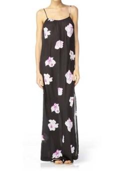 Robe longue fleurie Gat Rimon - Mes envies shopping pour les soldes sur MonShowRoom - Charonbelli's blog mode