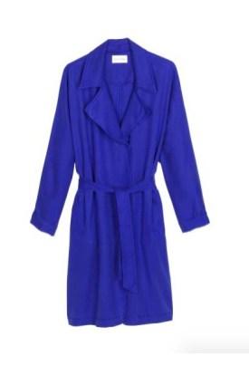 Trench Mikazou - Mes envies shopping chez American Vintage - Charonbelli's blog mode