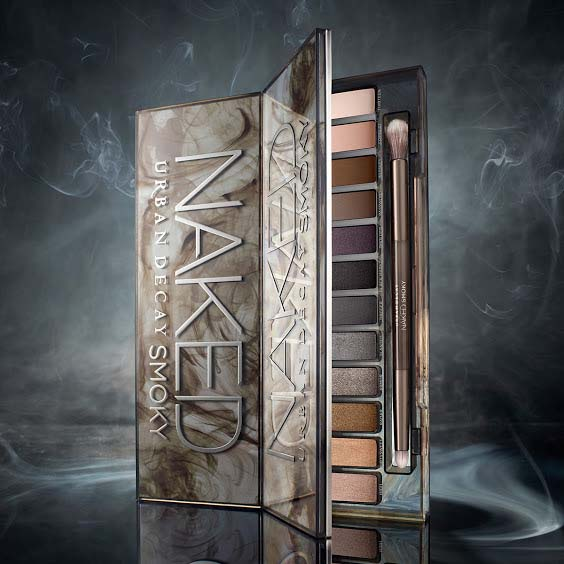 Urban Decay Naked Smoky Palette - Charonbelli's blog beauté
