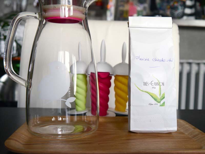 Mon sorbet au thé ultra facile - Charonbelli's blog lifestyle