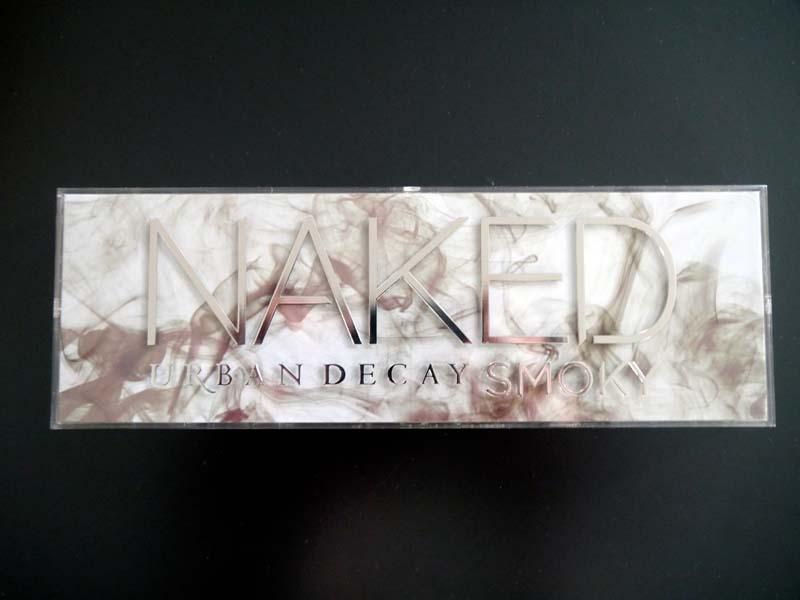 La naked Smoky Urban Decay - disponible chez Sephora et déjà à la maison ! - Charonbelli's blog beauté