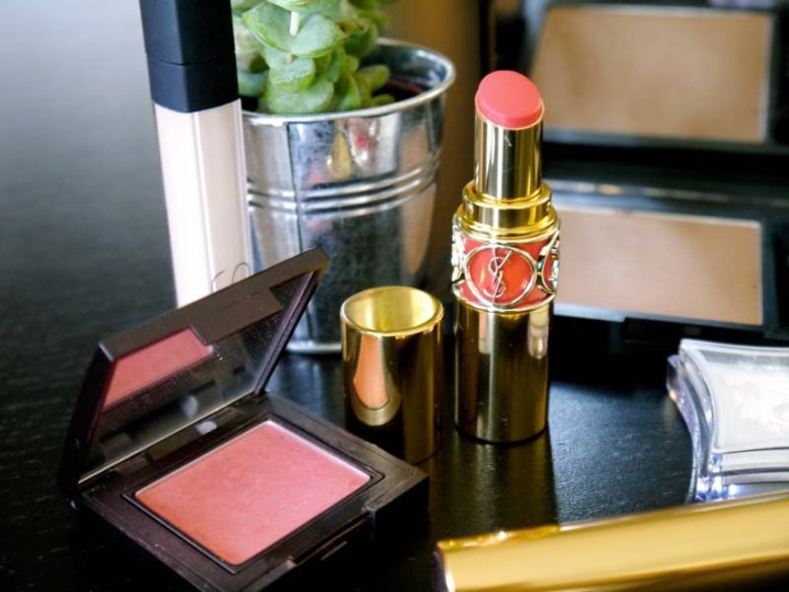 Mon make up du moment avec les pigments purs Illamasqua (3) - Charonbelli's blog beauté