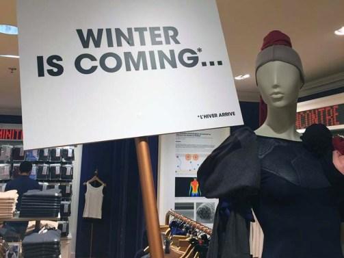 Princesse Tam Tam X Uniqlo - le pop up store des Galeries Lafayette Haussmann est ouvert ! (2) - Charonbelli's blog mode