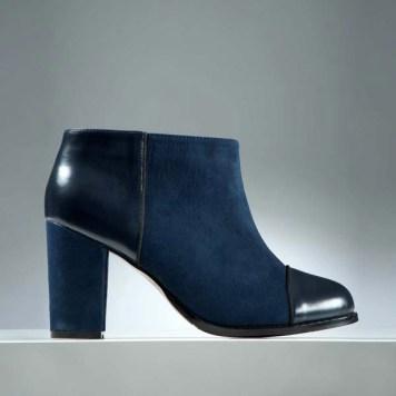 Boots à talons pieds larges Stéphanie ZwickyXKiabi - La collection Stéphanie Zwicky X Kiabi enfin disponible ! - Charonbelli's blog mode