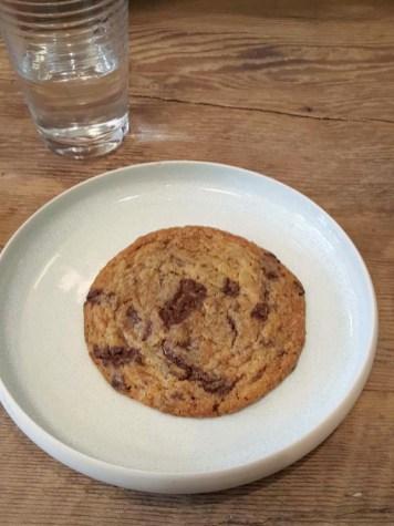 Cookie - J'ai testé Clover le nouveau restaurant de Jean-François Piège - Charonbelli's blog mode et beauté