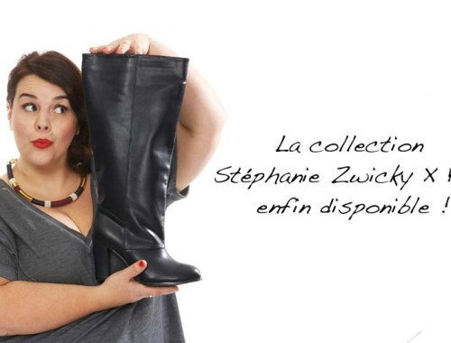 La collection Stéphanie Zwicky X Kiabi enfin disponible ! - Photo à la Une - Charonbelli's blog mode