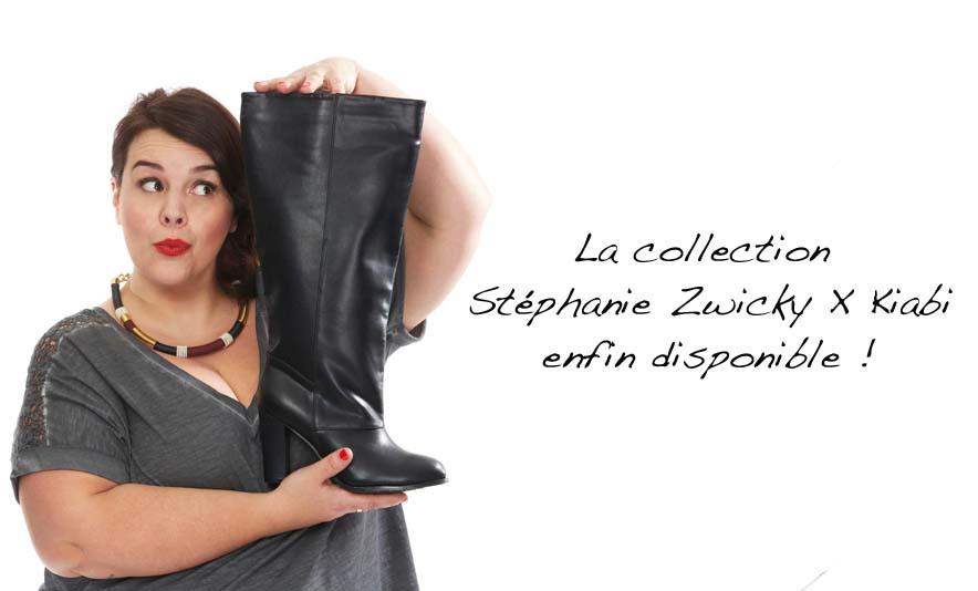 La collection Stéphanie Zwicky X Kiabi enfin disponible ! - Photo à la Une - Charonbelli's blog mode