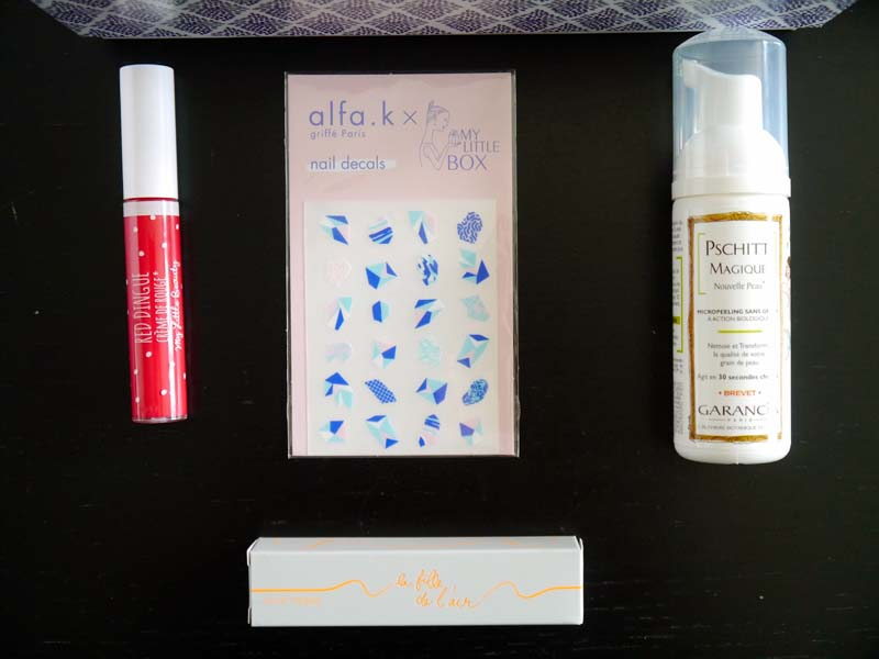 La revue de My Little fashion box avec American Vintage (4) - Charonbelli's blog beauté
