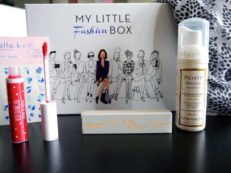 La revue de My Little fashion box avec American Vintage (5) - Charonbelli's blog beauté