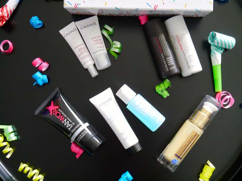 Look Fantastic 1st Birthday beauty box - le récap ! (6) - Charonbelli's blog beauté