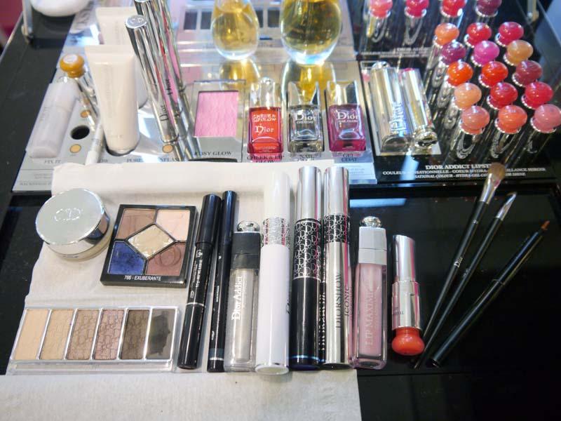 Ma rencontre de rêve avec Alexandre Nedellec, make up artist chez Dior - Charonbelli's blog beauté