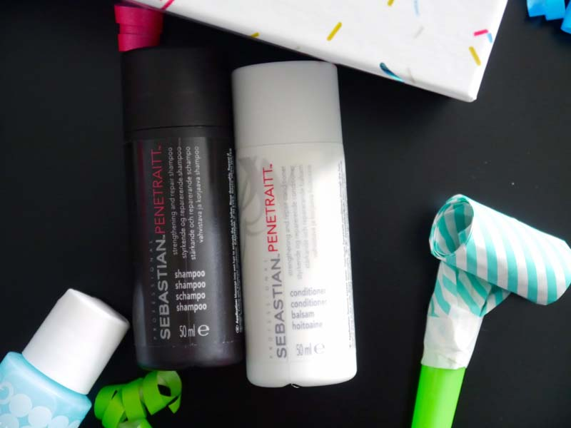 Sebastian Penetraitt - Look Fantastic 1st Birthday beauty box - le récap ! - Charonbelli's blog beauté