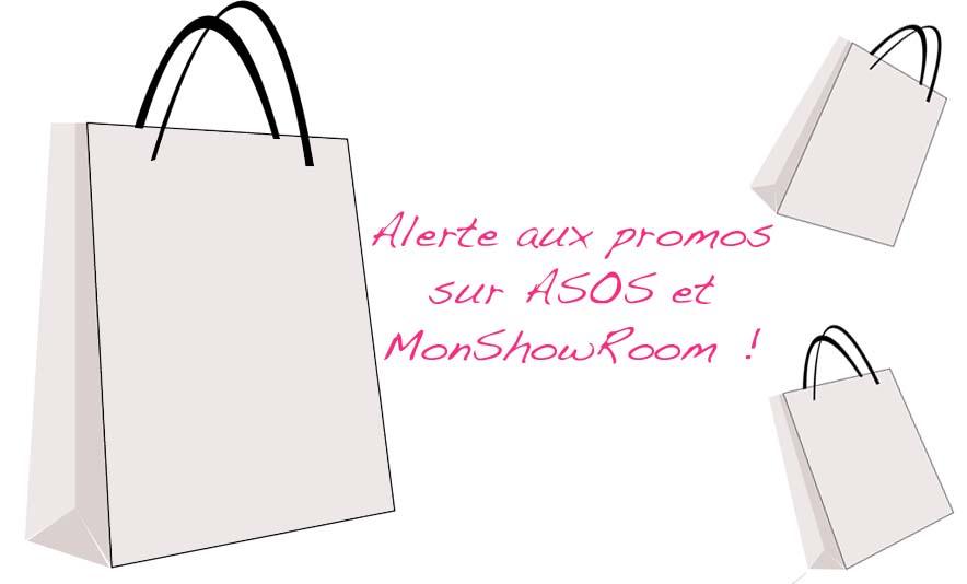 Alerte aux promos sur Asos et MonShowRoom - Photo à la Une - Charonbelli's blog mode