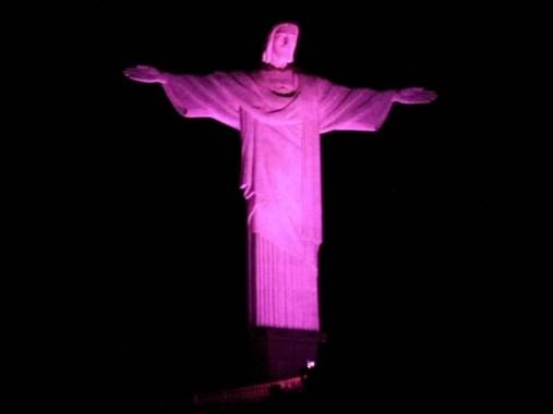 Carcovado Rio de Janeiro - #Octobrerose - le cancer du sein, parlons-en ! - Charonbelli's blog mode et beauté