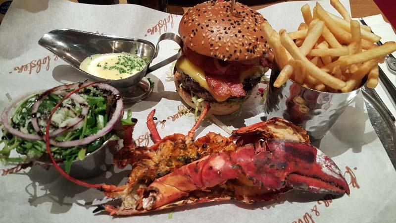 J'ai testé Burger & Lobster à Londres (6) - Charonbelli's