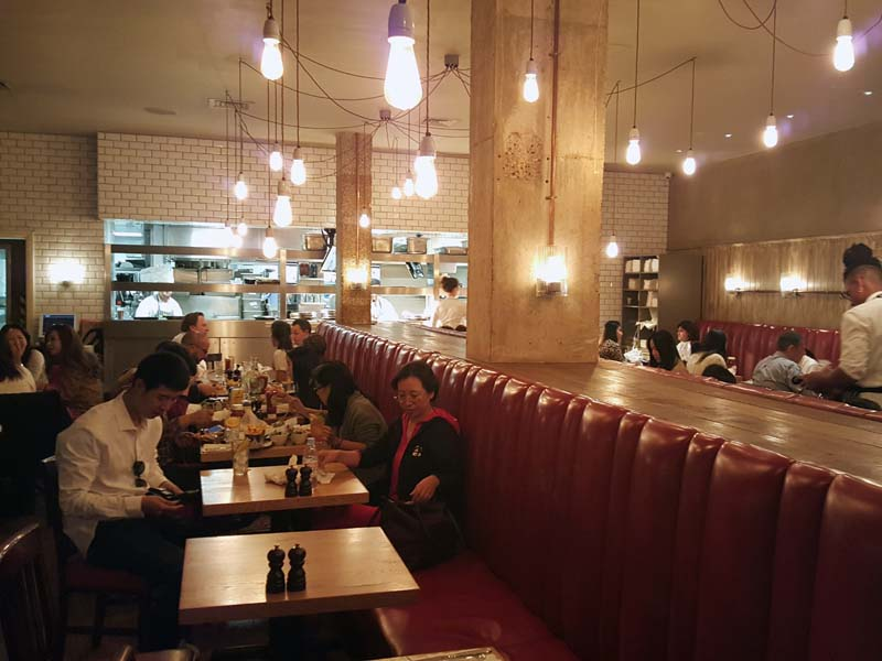 J'ai testé Burger & Lobster à Londres (7) - Charonbelli's