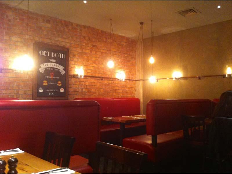 J'ai testé Burger & Lobster à Londres - Charonbelli's