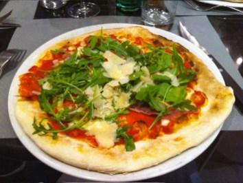 J'ai testé le Caffé Cotti ! Pizza Cotti - Charonbelli's blog lifestyle