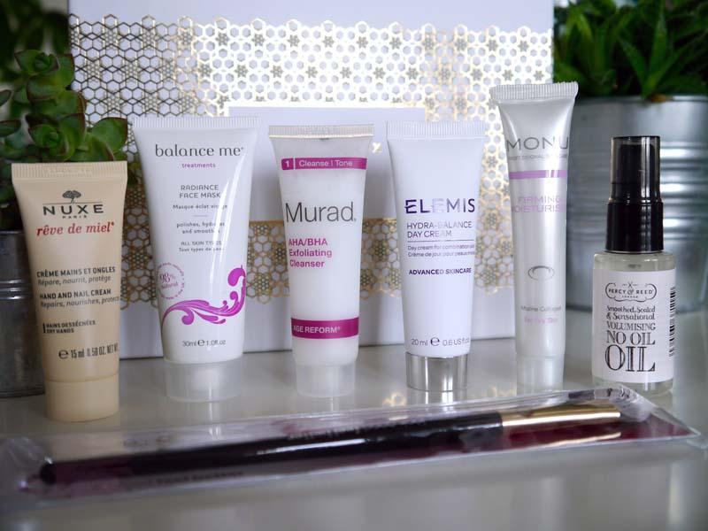 Le récap de ma Lookfantastic beauty box du mois d'Octobre (4) - Charonbelli's blog beauté