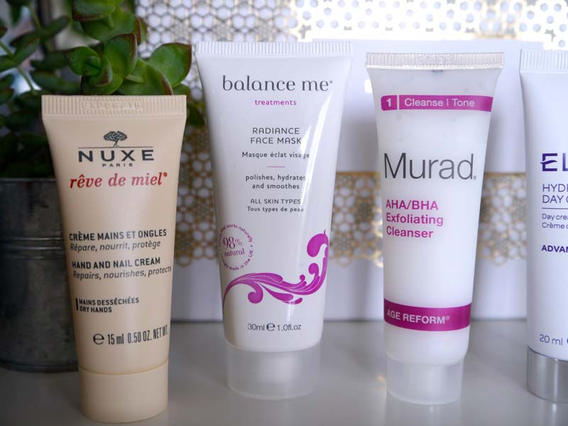 Le récap de ma Lookfantastic beauty box du mois d'Octobre (5) - Charonbelli's blog beauté