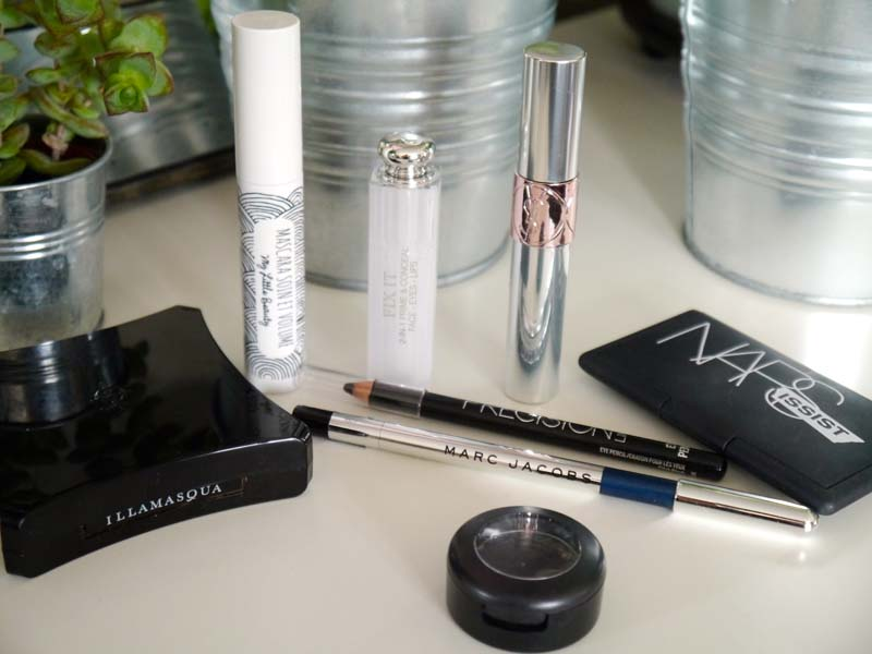 Mon smoky bleu, 2e essai ! (2) - Charonbelli's blog beauté