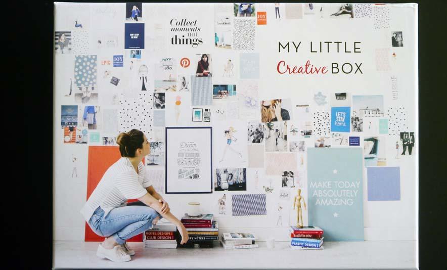 My Little Box créative du mois d'octobre - Photo à la Une - Charonbelli's blog mode