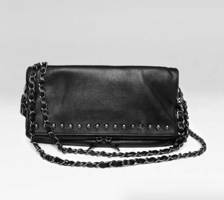 Pochette Rock Skull Zadig et Voltaire - La collection capsule exclusive de Georgia May Jagger pour Minelli - Charonbelli's blog mode